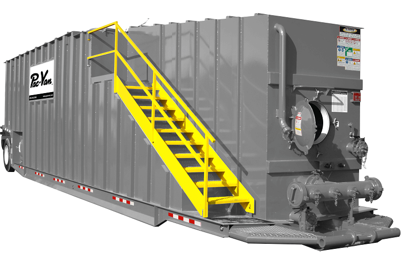 portable liquid storage tank