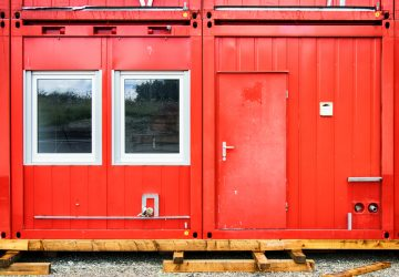 This is a storage container